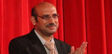 محمد عبدالحافظ ناصف- رئيس المركز القومي لثقافة الطفل