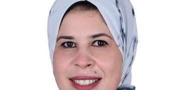 الدكتورة منى عبدالعاطي عضو مجلس النواب الحالي