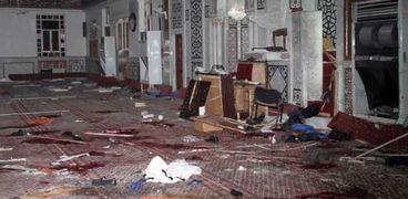 تفجير مسجد الروضة ببئر العبد