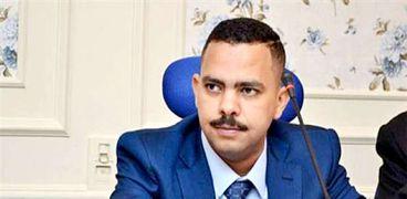 أشرف رشاد زعيم الأغلبية النيابية