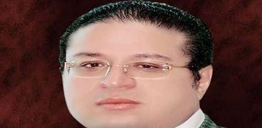 الدكتور خالد المناوى عضواللجنة العليا للحج السياحى