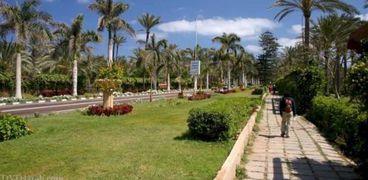 حدائق المنتزه في الإسكندرية