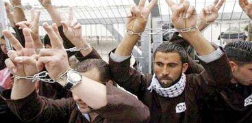أسرى في معتقلات الاحتلال