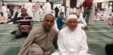 الحاج حمدي والحاج محمود العربي