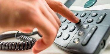 طرق وخطوات دفع فاتورة التليفون الأرضي شهر أبريل 2021 أونلاين