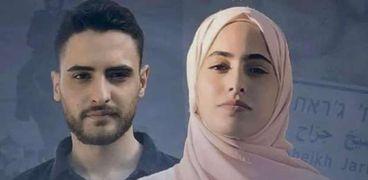 التوأم منى ومحمد الكرد