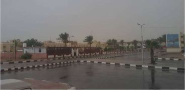 امطار بطور سيناء