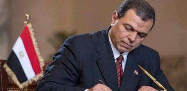 محمدسعفان وزير القوى العاملة