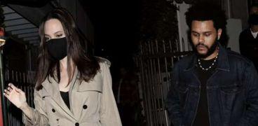 انجلينا جولي و«ذا ويك اند»