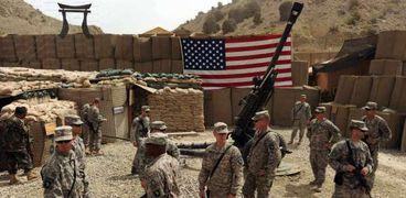 عناصر الجيش الأمريكي