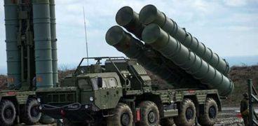 منظومة «إس-400» الروسية