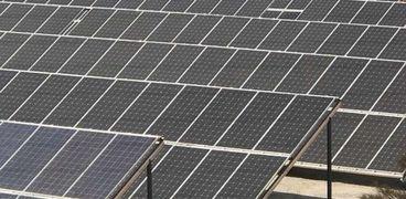 مشروع الطاقة الشمسية بنبان