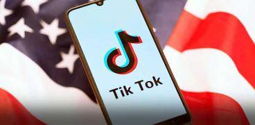 أزمة حظر تيك توك في أمريكا