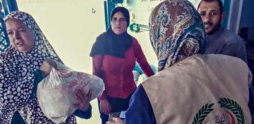 """""""الأطباء العرب"""" يقاوم سوء التغذية فى الصومال و بنجلاديش وجيبوتى"""