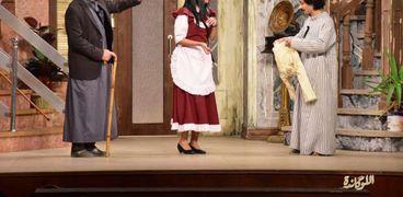 مسرحية «اللوكاندة»