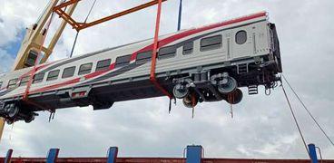 عربات ركاب السكك الحديدية