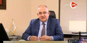 المهندس حسام صالح.. الرئيس التنفيذي للعمليات بالشركة المتحدة للخدمات الإعلامية