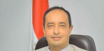 الدكتور عمرو عثمان مدير صندوق مكافحة علاج الادمان والتعاطى