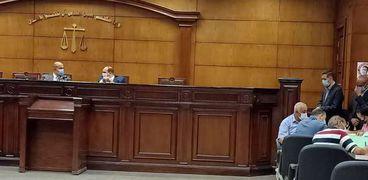 محكمة جنوب القاهرة