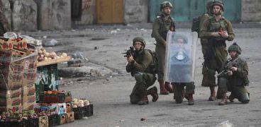 جنود بجيش الاحتلال الإسرائيلي