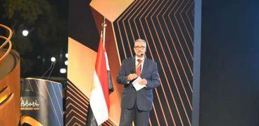 جانب من احتفالية جائزة مصر للتميز الحكومي