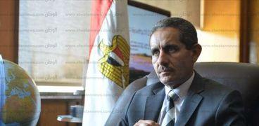 دكتور طارق راشد رحمي رئيس جامعة قناة السويس