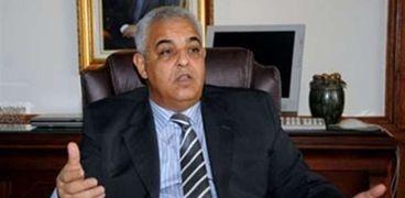الدكتور محمد نصر علام، وزير الموارد المائية والري الأسبق