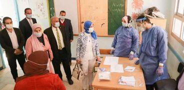 """جامعة طنطا: علاج 1188 حالة والتوعية بـ""""سرطان الثدى"""" في قافلة طبية"""