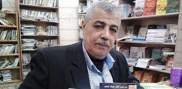 """وفاة """"عبد الباسط أمين البطل """" ضحية جديدة بالغربية فى حادث حريق محطةمصر"""