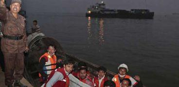 حوادث وكوارث: قتلى في غرق عبارة ومركب صيد بـ «بنجلاديش» و«الصين»