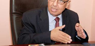 الدكتور علي عوف رئيس شعبة الأدوية باتحاد الغرف التجارية