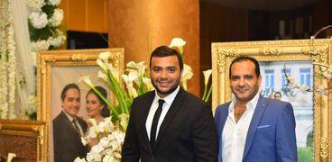 أيمن نابليون مع الفنان رامي صبري