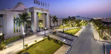جامعة مصر .. إحدى الجامعات الخاصة