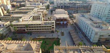 إحدى كليات الطب في مصر