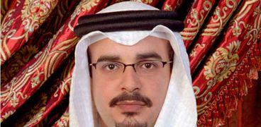 ولى العهد البحرينى