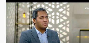"""محمد مختار المتحدث الرسمي باسم صندوق """"تحيا مصر""""،"""
