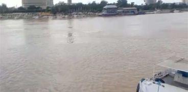 نهر النيل _ ارشيفية