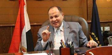 اللواء عصام سعد مساعد أول وزير الداخلية لأمن الجيزة
