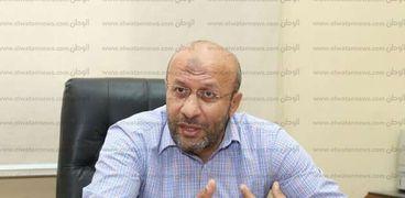 الدكتور أحمد الحيوي، الأمين العام لصندوق تطوير التعليم بمجلس الوزراء