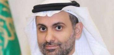 وزير الصحة السعودي  فهد بن عبدالرحمن بن داحس الجلاجل