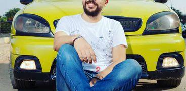 البلوجر أحمد عبد الرحمن