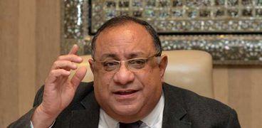 د.ماجد نجم رئيس جامعة حلوان
