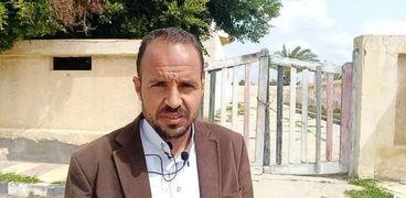 «حماد»: قعدت ولادي بعد حادث مقتل طالب على الطريق