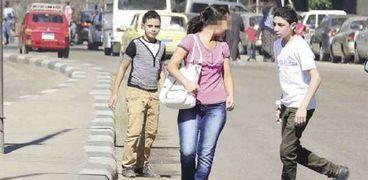 حملة لمواجهة التحرش بدأت فى الولايات المتحدة الأمريكية وانتقلت إلى مصر.
