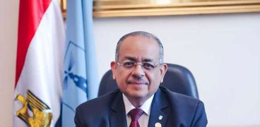 الدكتور أحمد عثمان، رئيس الهيئة المصرية للتدريب الإلزامي للأطباء