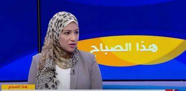 الدكتورة نهى عاصم، مستشار وزيرة الصحة لشؤون الأبحاث