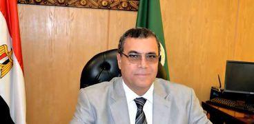 الدكتور جمال سامي محافظ الفيوم