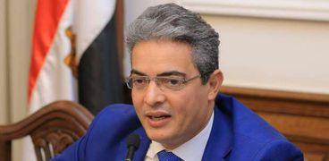 طارق سعدة نقيب الإعلاميين