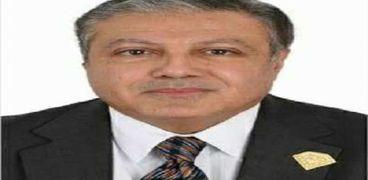 الدكتور هشام عزمي رئيس الهيئة العامة لدار الكتب والوثائق