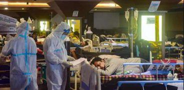 عالميا: إصابات«كورونا» تصل إلى 164.2مليون..ووفيات الهند:278719 حالة
